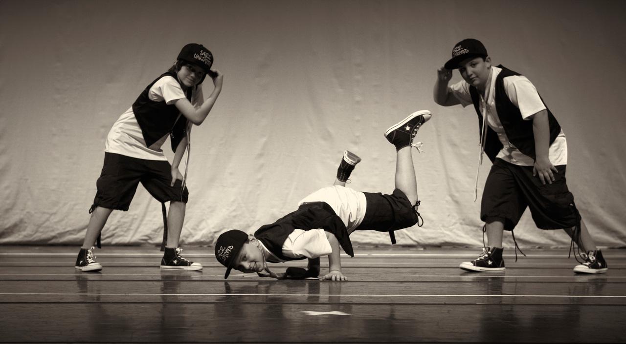 how to make up a hip hop dance