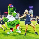 Gianna_with_Philly Phanatic