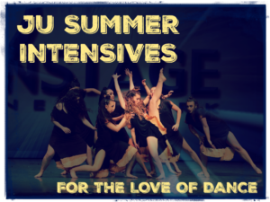 JU Summer Intensives Small