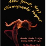 Miss Jackie's choreography will be showcased in the New York Jazz Choreography Project this weekend in New York City